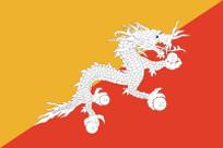 bhutan_flag
