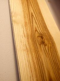 Breda golvtiljor är den senaste produkten från Tommy Nordin.